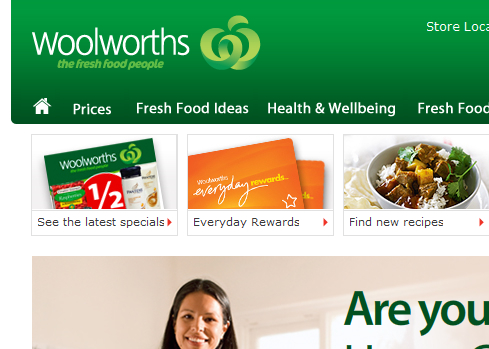 Woolworths the fresh food people メインキッチン|ワーホリログ046