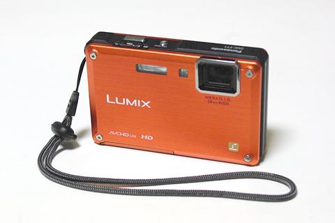 lumix お風呂のおもちゃ|LUMIX DMC FT1