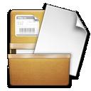 unarchiver icon 分割された.rarファイルをMacで結合・解凍する|UnRarX