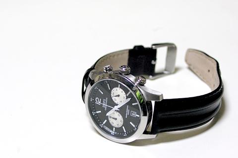 watch カメラのついでに撮影 #01|腕時計