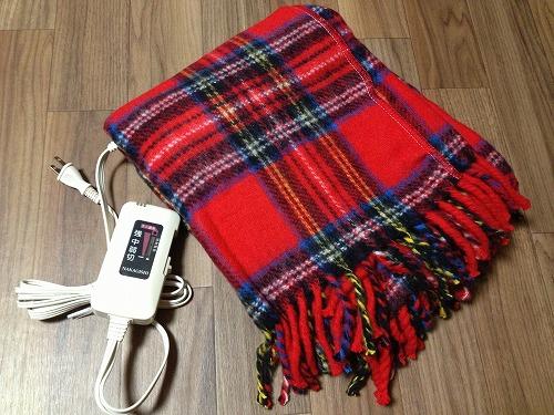 IMG 3518s 電気ひざ掛けは本当に電気代が安かった|NA 052H
