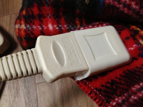 IMG 3520s 電気ひざ掛けは本当に電気代が安かった|NA 052H