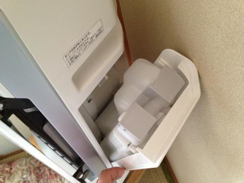 20130207 04 朝起きた時の喉の痛みと鼻水を止める|空気清浄加湿機