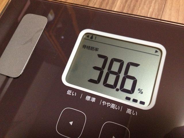 20130219 17 体重計を買ったので僕の身体情報を大公開|カラダスキャン HBF 214