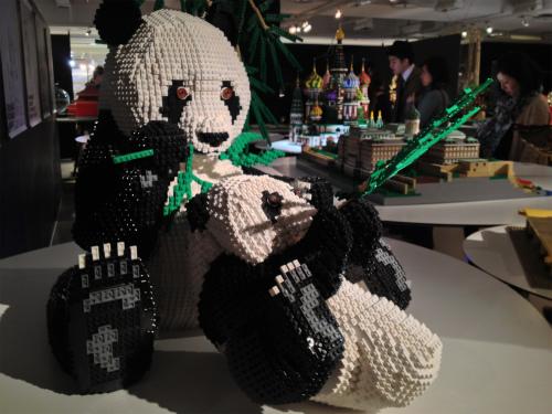 20130417 06 レゴ展に行ってきた|PIECE OF PEACE