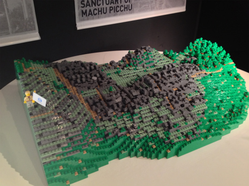 20130417 12 レゴ展に行ってきた|PIECE OF PEACE
