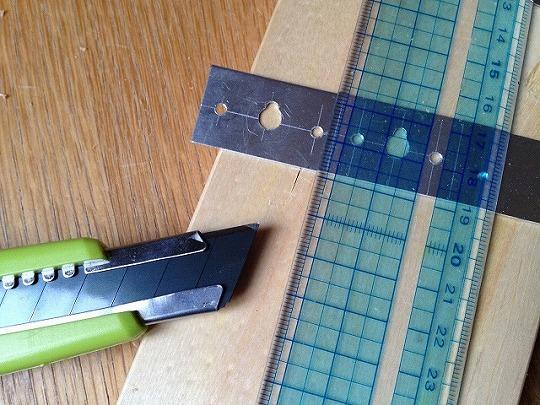 20150223 09 DIY|磁石で付ける壁掛けの鍵フック