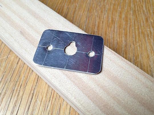 20150223 111 DIY|磁石で付ける壁掛けの鍵フック