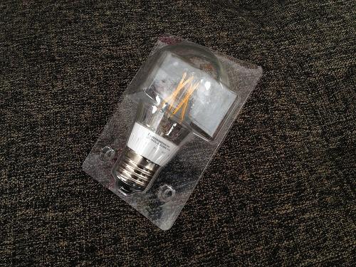 s IMG 1213 カフェみたいになるかも。|フィラメント風LED電球