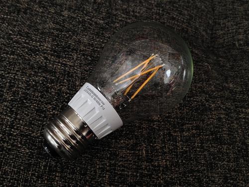 s IMG 1215 カフェみたいになるかも。|フィラメント風LED電球