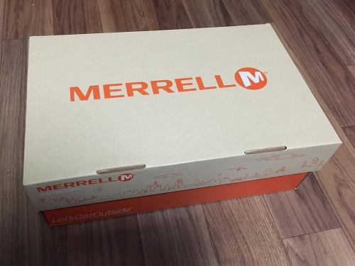 20150626 01 通勤靴を新調(夏編)|MERRELL ジャングル ベンチレーター モックII