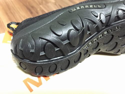 20150626 06 通勤靴を新調(夏編)|MERRELL ジャングル ベンチレーター モックII