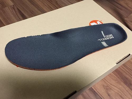 20150626 07 通勤靴を新調(夏編)|MERRELL ジャングル ベンチレーター モックII