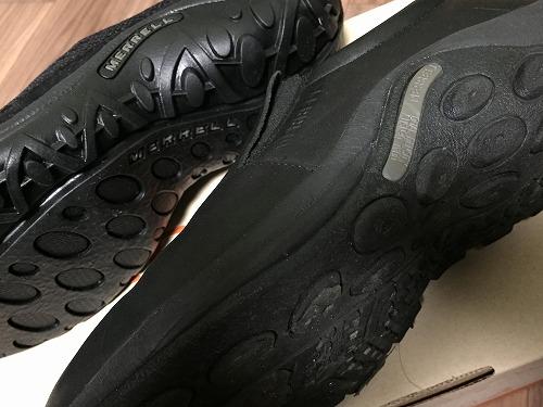 20150626 10 通勤靴を新調(夏編)|MERRELL ジャングル ベンチレーター モックII