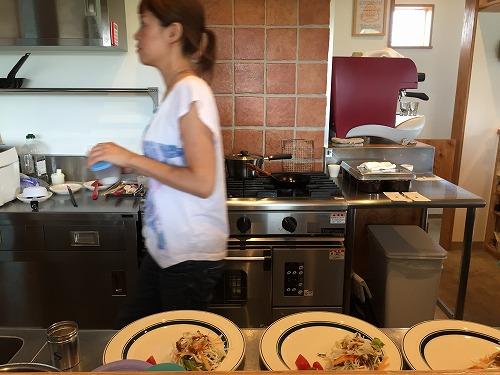 2015 08 17 12.00.28 長女とデート|Cafe KALAMA(カフェ・カラマ)(由仁町)